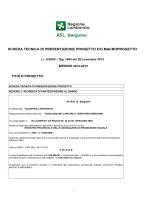 Apri Progetto - Associazione Carcere e Territorio Bergamo