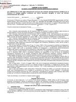 Schema di convenzione [file ] - Regione Autonoma della Sardegna