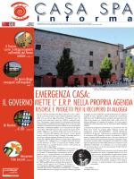 Casa Spa Informa - n. 1 (marzo 2014)