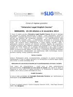 Locandina Bergamo Intensive_ ott-nov 2014
