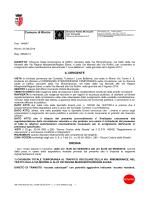 Comune di Rimini IL DIRIGENTE ORDINA