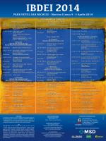 Locandina - ADR Congressi