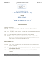 IGINIO FURLAN 14/15 FEB 2014