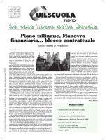 anteprima - UIL Scuola del Trentino