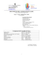 """Documento 5 M TAM 2014 - IIS """"Virginio Bonifazi"""""""