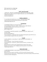 menù 10-15 € a concordare - Gruppi-San-Pio
