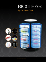 Bioclear catalogo italiano