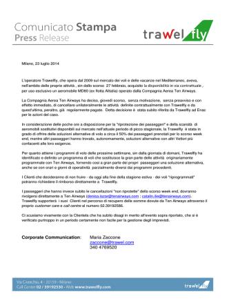 2 News 84 - comunicato_cancellazione_voli_ten
