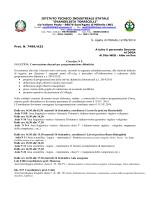 Circolare n. 9 del 12.09.2014 – Convocazione