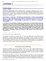 CORTE DI CASSAZIONE, SEZ. UNITE CIVILI
