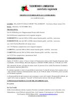 TROFEO INTERREGIONALE LOMBARDIA