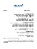 28 aprile – 4 maggio 20114 Isabella VICA
