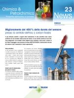 Cliccate qui per scaricare la newsletter del settore chimico n°23!
