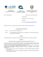 Prot. n. 0001216/C27 OGGETTO: direttiva circa le adozioni dei lib
