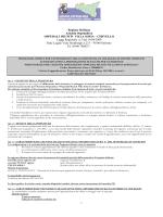 CAPITOLATO sacche - Azienda Ospedaliera Ospedali Riuniti Villa
