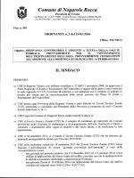 leggi... - Comune di Nogarole Rocca