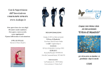 Tri Fold Brochure - Misura Famiglia FVG