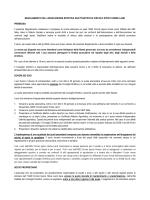 Regolamento - Circolo Ippico Horse Land