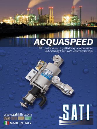 acquaspeed - Sati S.r.l.