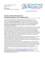 Ascona-Locarno Marathon 2015