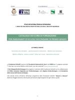 Modulo CLIL Lincei - Fondazione Golinelli