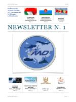 Newsletter n. 1 (pdf)