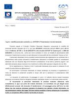 Mobilità personale scolastico a.s. 2014/2015