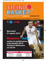 Rivista Svizzera - Italia 27 settembre 2014