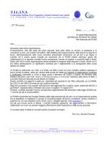Benvenuto FILINS_Nuova carta intestata 2014