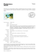 Fondazione Vajont - Filatelia