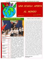 una scuola aperta al mondo - Istituto Comprensivo di San Marzano