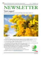 NewsLetter Febbraio - AssoDonneShanghai
