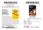 Scheda film - Cineteatro Baretti