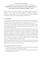 Vademecum TESI in neuroscienze cognitive 2014/2015