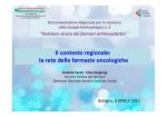 """(Bologna, 8 aprile 2014) - """"Contesto regionale: la rete delle"""