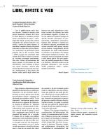 01.10.2014 Libri, riviste e web A cura di Sheila Paganetti e René