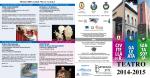 TEATRO 2014-2015 - Turismo Forlivese