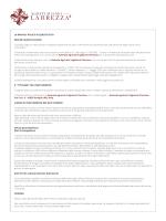 Privacy Policy - Agriturismo La Brezza