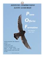 POF 2013/2014 - Istituto Comprensivo di Santu Lussurgiu