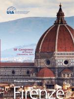 28 Ottobre 2014, Firenze, Programma Preliminare.