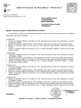Carta Intestata Istituto - Ver 2010.0