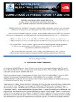 1,2, 3 vittorie per Xavier Thévenard! - Ultra-Trail du Mont