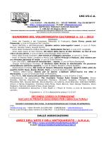 UNIVOCA Notizie n 156 del 16 Giugno 2014