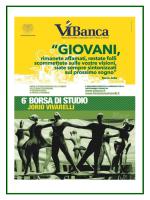 """Bando ViBanca 2014 - """"S.Fedi – E.Fermi"""" – Pistoia"""