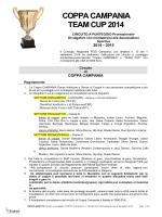 Norme Circuito Coppa Emilia Romagna 2014