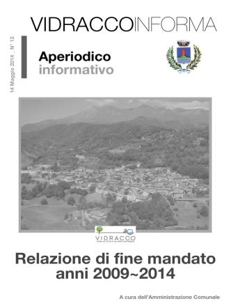 12-14-Maggio-2014 - Comune di Vidracco