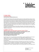 Un viaggio a Napoli Ensemble voci Italiane Castel Sant