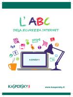 Il manuale ABC della sicurezza internet da