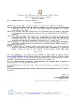 Pubblicazione graduatorie - Ufficio scolastico regionale per la