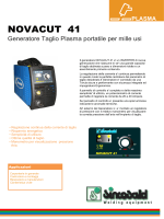 NOVACUT 41 IT - Sincosald Srl